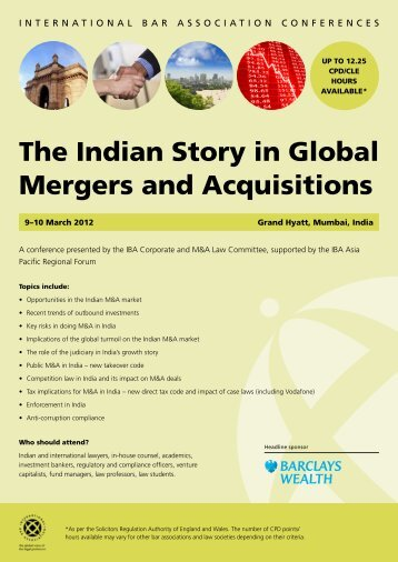 the wave of international mergers and acquisitions This article uses data on acquisitions by listed and unlisted companies to test the different theories of merger waves we present evidence that merger waves.