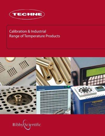 Techne Industrial & Calibration Catalog
