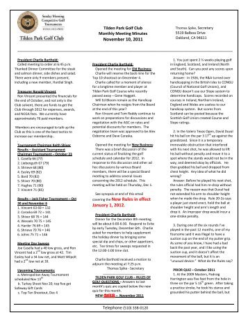 golf rules made easy pdf