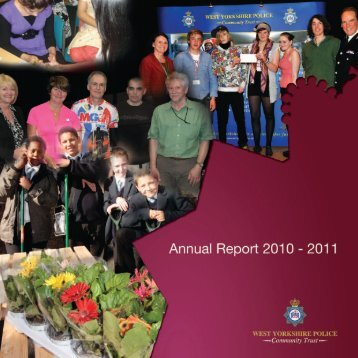 Download the 2010 - 2011 Annual Report (PDF 2.7 - West Yorkshire ...
