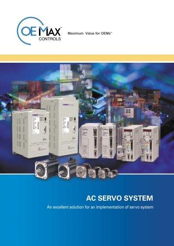 AC SERVO SYSTEM - SmartDrive