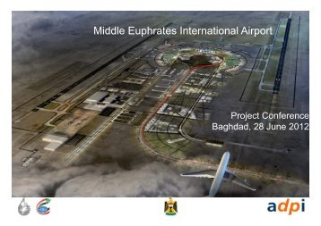 Middle Euphrates International Airport p p