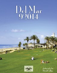 Del Mar Community Information
