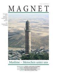 Muslime – Menschen unter uns - Landeskirche