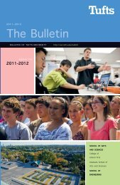 The Bulletin - Undergraduate Education, Student Affairs, & Student ...
