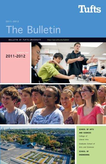 The Bulletin - Undergraduate Education, Student Affairs, & Student ...
