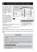Notice Seche serviette mono bain 2 - SAV - Noirot - Page 5