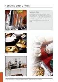 SERVICE UND OFFICE - Kreis Gastro- und Hotelbedarf - Page 2