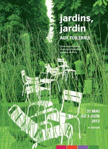 jardins, jardin - Les titres