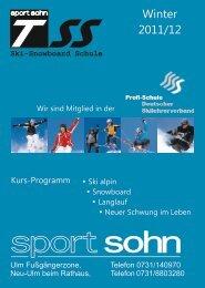 TSS 2011_12 Corel X5.cdr - Sport Sohn
