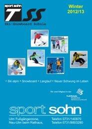 PDF Dokument - Sport Sohn