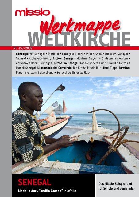 Kirche im Senegal - Missio