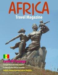 Africa Travel Magazine ATA 36th Edition Senegal - air highways ...