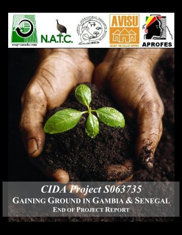 GGIGS - Resource Efficient Agricultural Production - REAP