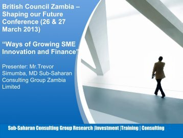 Growing-SME-Innovation-in-Zambia-Trevor-Simumba