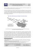 China's New Silk Road to the Mediterranean - Page 6