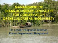 Bangladesh - APAFRI-Asia Pacific Association of Forestry Research ...