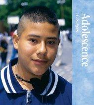Adolescence 11-21 - Bright Futures