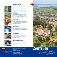 Innovation und Kompetenz - RehabilitationsZentrum Lutzenberg
