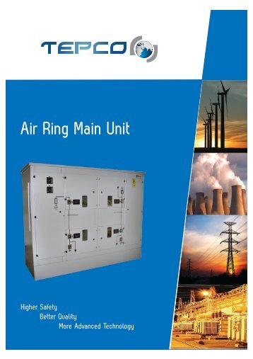 TEPCO Egypt Catalogue - ARMU
