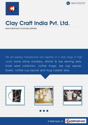 Clay Craft India Pvt. Ltd., Jaipur - Supplier ... - IndiaMART