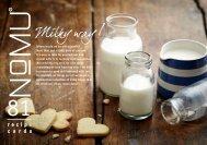 NoMU Recipe Cards Vol81 Milky Way, June