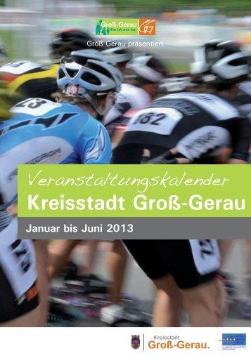 Veranstaltungskalender Groß-Gerau