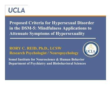 Hypoactive sexual desire disorder dsm criteria