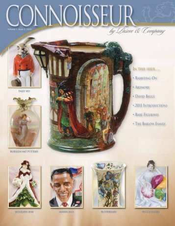 To see this issue online, click here - Pascoe Ceramics