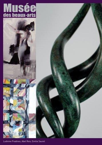 Ludivine Pradines, Abel Reis, Emilie Saurel - atelier-rencontre-artiste
