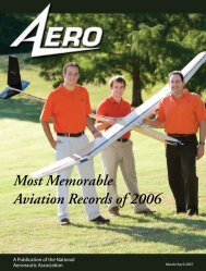 Most Memorable Aviation Records of 2006 - Get a Free Blog