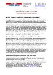 Download pdf - Radio Swiss Classic
