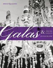 Special Events Overview - Alzheimer's Association