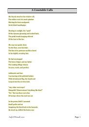 Heaney .pdf - Aoife's Notes