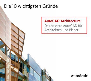 Autocad® Architecture