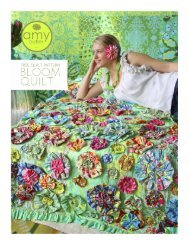 """to download the """"Bloom Quilt"""" - Amy Butler"""