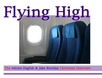 Flying High - Josh Lanyon