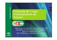 Protocolo de Triage Prehospitalario de Trauma