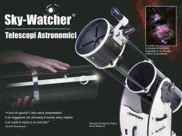 Telescopi astronomici - Auriga