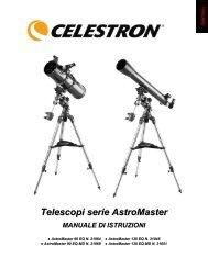 Telescopi serie AstroMaster - Celestron