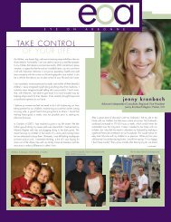 take control of your life - Arbonne
