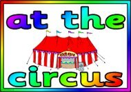 All about the circus