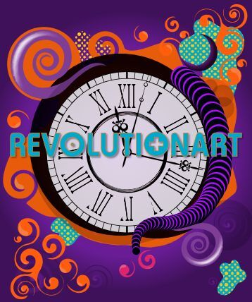 Revolutionart Magazine #41 - TIME
