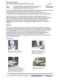 Presse-Information der KASTO Maschinenbau GmbH & Co. KG - Page 3