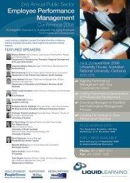 Employee Performance Management - EConference