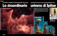 A confronto le immagini di 2 telescopi spaziali: il più recente ... - Focus