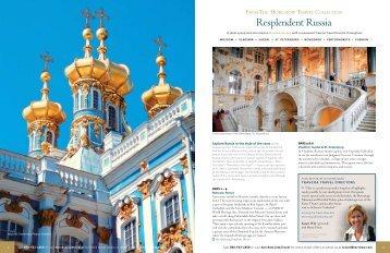 Resplendent Russia - Horchow