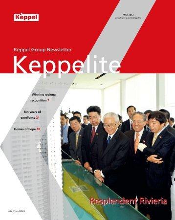 Resplendent Rivieria - 吉宝置业中国Keppel Land China