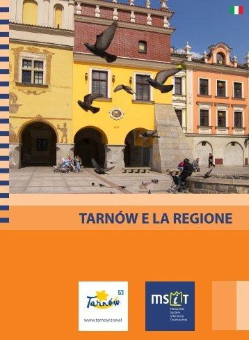 Tarnów e la regione.pdf - Tarnowskie Centrum Informacji - Tarnów
