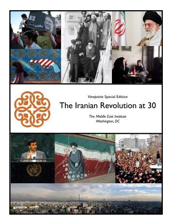 The Iranian Revolution at 30 - Mustafa Kibaroglu